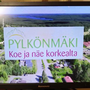 Uutta! Pylkönmäki -video julkaistu
