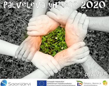 Paikallisia palveluja kotiin -Palveleva yhteisö 2020 -hankkeen pilottikokeilu Pylkönmäellä
